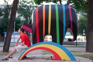 Слон Брест и я